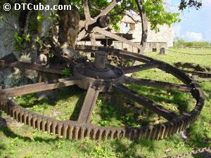 Ruins of La Demajagua Sugarmill - National Monument