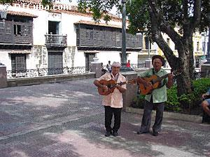 Troubadours at Céspedes Park