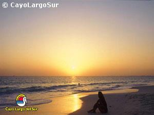 Sunset, Cayo Largo del Sur
