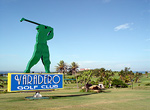 Entrance to Varadero Golf Club