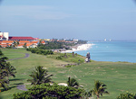 Varadero Beach. View from Varadero Golf Club