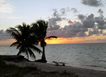 Cayo Levisa. Sunset