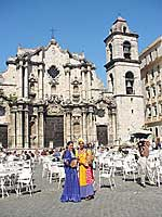 Havana`s Cathedral