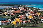 Bird`s-eye view of Sol Cayo Guillermo Hotel